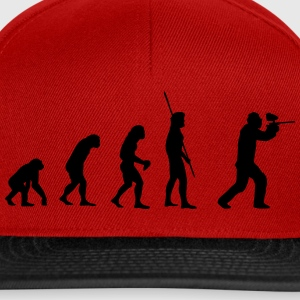 Evolution Paintball T-shirts - Snapback Cap