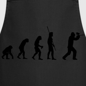 Evolution Paintball T-shirts - Keukenschort