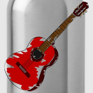 gitarre T-Shirts - Water Bottle