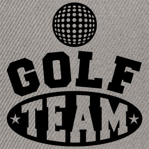 Golf Team Tee shirts - Casquette snapback
