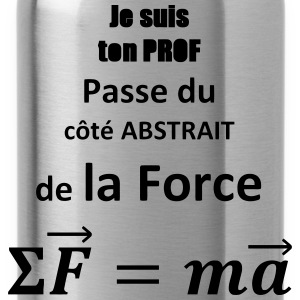 je-suis-ton-prof Tee shirts - Gourde