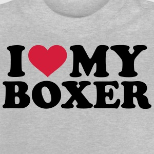 I love my Boxer T-Shirts - Baby T-Shirt