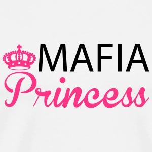 Mafia Princess Mugs & Drinkware - Men's Premium T-Shirt