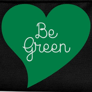 Be Green T-Shirts - Kinder Rucksack