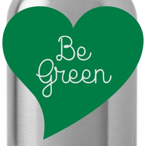 Be Green T-shirts - Drinkfles