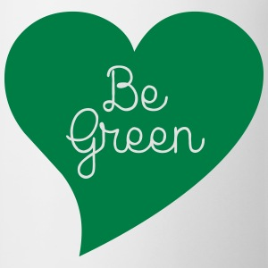 Be Green T-Shirts - Tasse