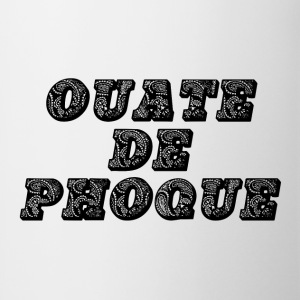 Ouate de phoque / What the fuck! - Tasse