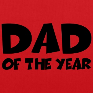 Dad of the year T-Shirts - Tote Bag