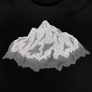 mountains berg T-shirts - Baby-T-shirt
