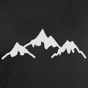 mountains berg T-shirts - Sweatshirt herr från Stanley & Stella