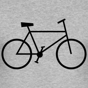 bike Sweat-shirts - Tee shirt près du corps Homme