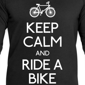 keep calm bike T-skjorter - Sweatshirts for menn fra Stanley & Stella