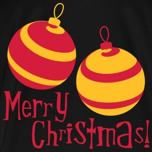 Merry Christmas! Tops - Männer Premium T-Shirt