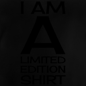 I AM A LIMITED EDITION Shirts met lange mouwen - Baby T-shirt