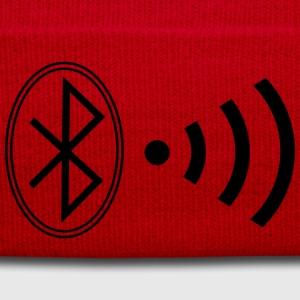 bluetooth_wifi_bw7 T-shirts - Vintermössa