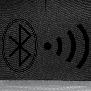 bluetooth_wifi_bw7 Undertøy - Snapback-caps