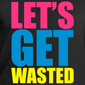Let's Cat Wasted  Tee shirts - Sweat-shirt Homme Stanley & Stella