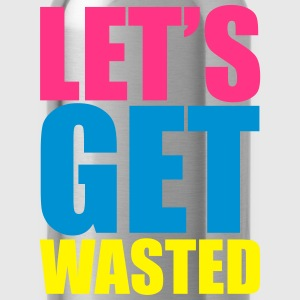 Let's Cat Wasted  Tee shirts - Gourde