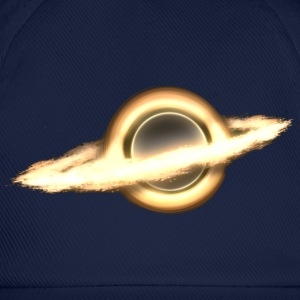 Black Hole, Infinity, Outer Space, Science Fiction Camisetas - Gorra béisbol