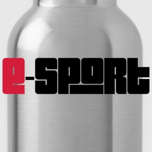 E-Sport T-shirts - Drinkfles