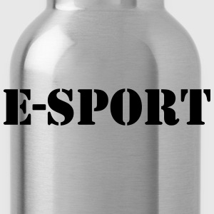 E-Sport Shirts - Drinkfles