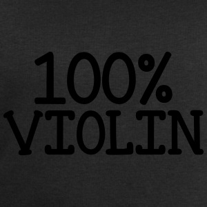 100% Violin Shirts - Men's Sweatshirt by Stanley & Stella
