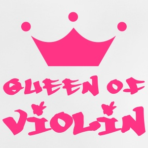 Queen of Violin Shirts - Baby T-Shirt