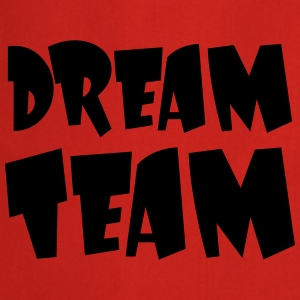 Dream Team T-shirts - Keukenschort