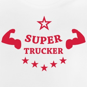 Super Trucker T-shirts - Baby T-shirt