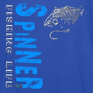 Fishing Spinner T-Shirts - Frauen Tank Top von Bella