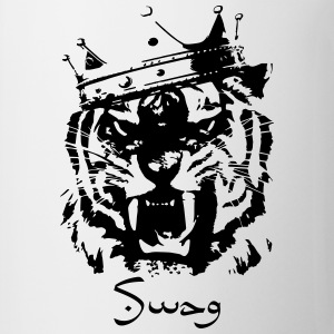 Swag tiger Hoodies & Sweatshirts - Mug