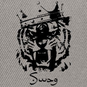 Swag tiger Tee shirts - Casquette snapback