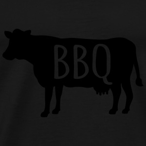Barbecue Toppe - Herre premium T-shirt