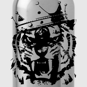 Tiger king T-shirts - Drinkfles