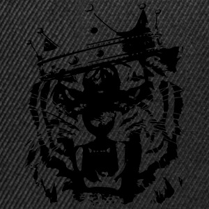 Tiger king Sweaters - Snapback cap