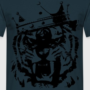 Tiger king Pullover & Hoodies - Männer T-Shirt