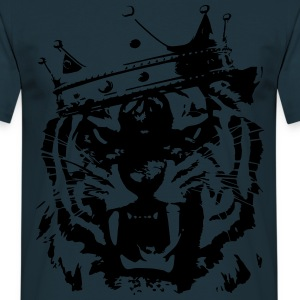 Tiger king Sweaters - Mannen T-shirt