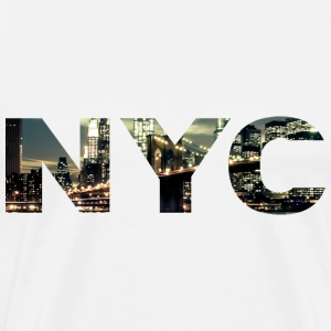 newyork Hoodies & Sweatshirts - Men's Premium T-Shirt