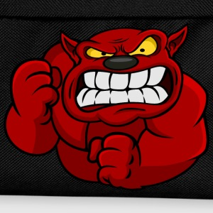 Red Orc Mascot T-Shirts - Kids' Backpack