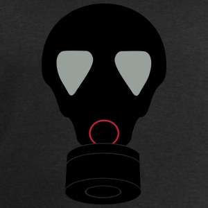 gas mask_vec_3 en T-Shirts - Men's Sweatshirt by Stanley & Stella