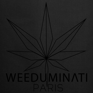 Sweat WEEDUMINATI PARIS - Tablier de cuisine