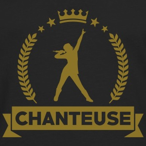 Chanteuse Tee shirts - T-shirt manches longues Premium Homme