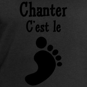 Chanter c'est le pied ! Tee shirts - Sweat-shirt Homme Stanley & Stella