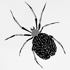 Spider Brain Pillow Case - Baseball Cap