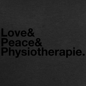 Love & Peace & Physiotherapie. Tank Tops - Männer Sweatshirt von Stanley & Stella