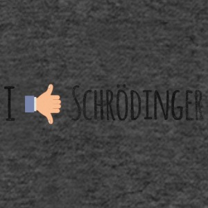 I Like / Dislike Schrödinger - Funny Physik Geek Caps & Hats - Women's Tank Top by Bella