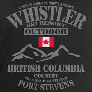 Whistler Ski Resort - Canada Manches longues - Sweat-shirt Homme Stanley & Stella