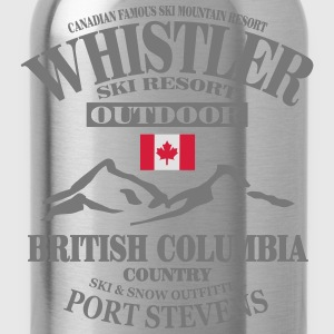 Whistler Ski Resort - Canada Tee shirts - Gourde