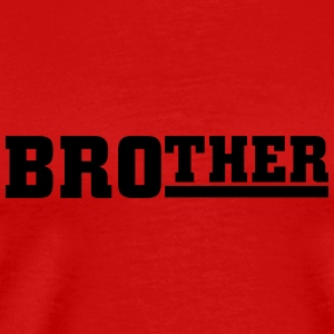 Brother Tops - Männer Premium T-Shirt