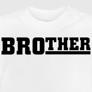 Brother Skjorter - Baby-T-skjorte